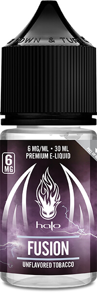 Fusion Unflavored Tobacco Vape Juice 30ml Bottle
